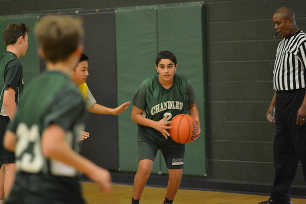 Boys A Basketball v. Clairbourn