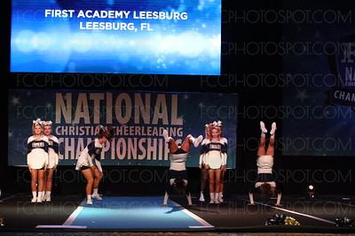 25. First Academy Leesburg Leesburg FL Intermediate Varsity
