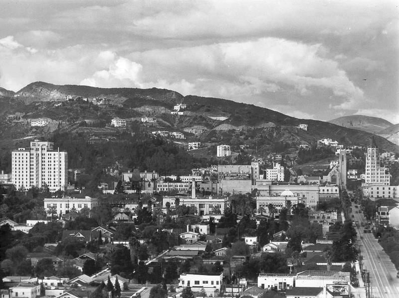 Hollywood Skyline, Hollywood