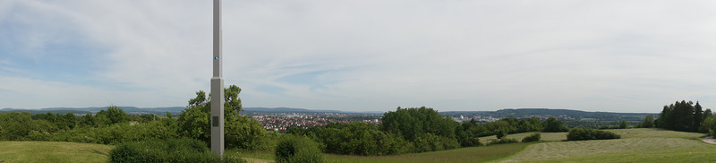 20140521 Germany Trip - Mountain Biking in Bamberg