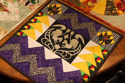 Quilts for Rebecca Ball Rust