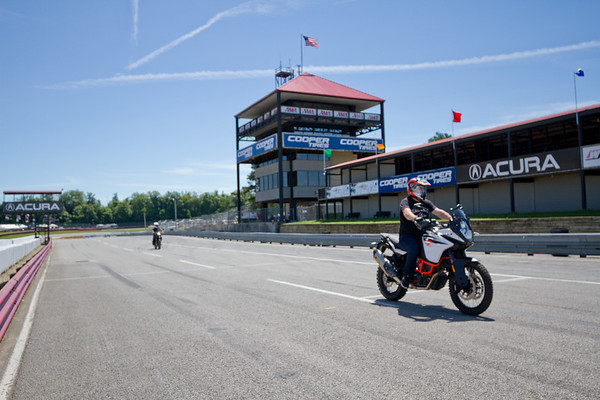 2018 AMA Vintage Motorcycle Days Event Photos