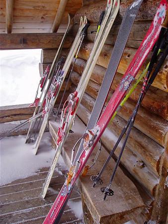 Snow Peak Hut - Sherman Pass