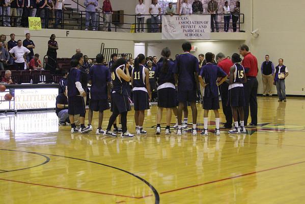 T.A.P.P. Final Four KHS vs. St. Thomas