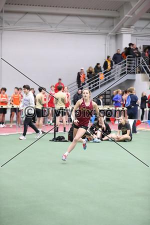 Girls Indoor Track at Episcopal (07 Dec 2019)