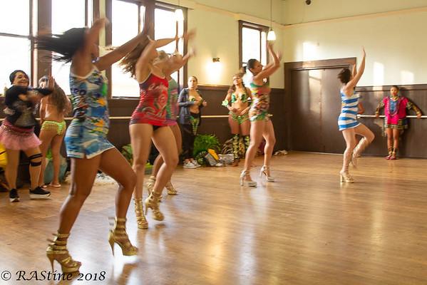 Aquarela Brazilian Dance Ensemble