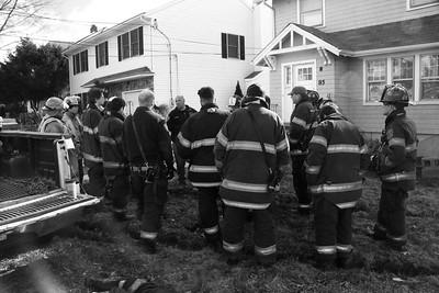 Bogota Fire Department Drill 4-4-15