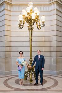 Yifei and Jason CH Wedding 8.29.19