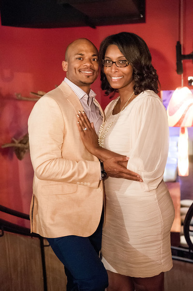 Marques & Nadia Engagement Party @ Tanners 3-29-14 by Jon Strayhorn