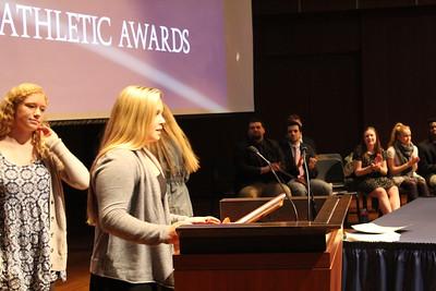 Winter Athletic Awards