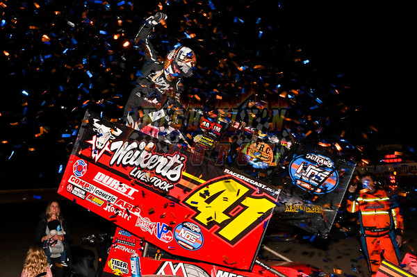 10-16-2020 LAKESIDE SPEEDWAY World of Outlaws