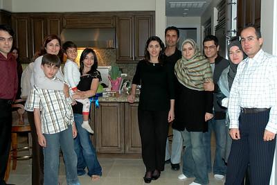 At Reza's, Mar. '06