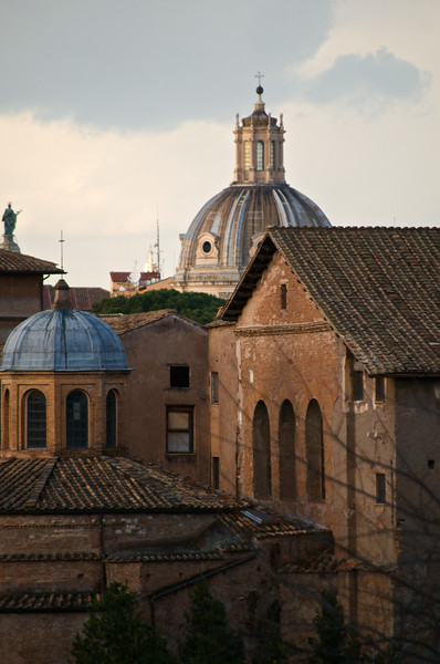 Old Rome Cityscape - Rome, Italy