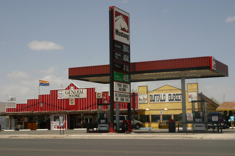 Seligman is a Route 66 town revitalizing itself as a tourist draw.
