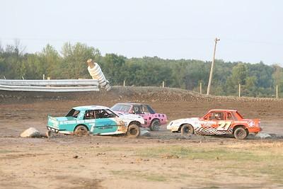 South Buxton Raceway, Merlin, ON, July 26, 2008