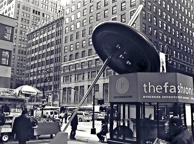 Fashion District, NYC