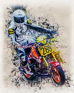 285 Sprint Art