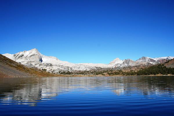 INYO NATIONAL FOREST-SADDLEBAG LAKE CALIFORNIA