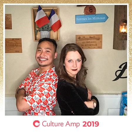 12.12.19 | Culture Amp Holiday Party