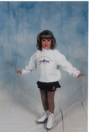 Sandrine Figure Skating 7 til 15 years old