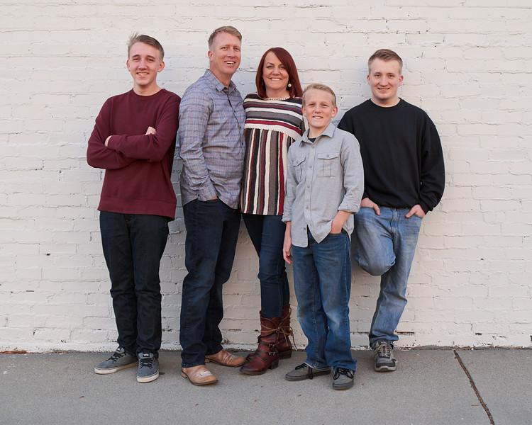 Spanos Family 2017