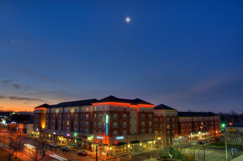 University of Akron, Sunrise