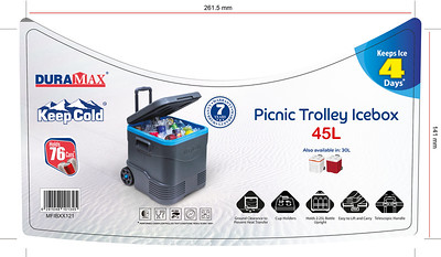 Trolley Ice Boxes