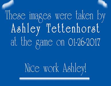Girls Basketball - Ashley