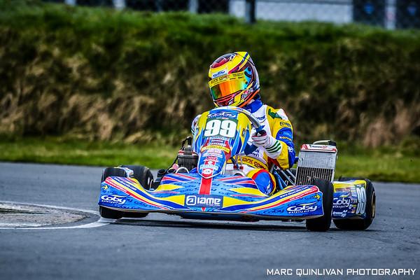 Motorsport Ireland - Round 2 2018 - Mondello Park - Alyx Coby