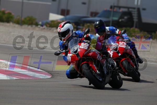 4/10-11 California Superbike School Las Vegas