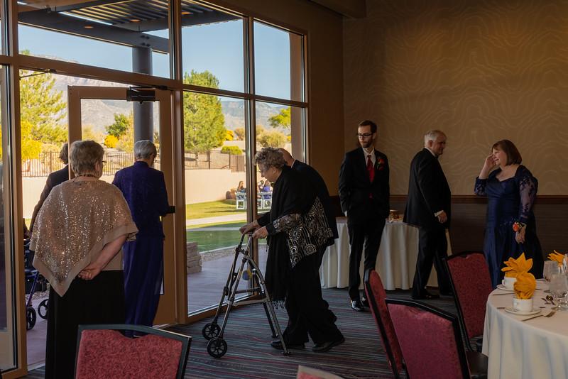 Sandia Hotel Casino New Mexico October Wedding Ceremony C&C-61.jpg