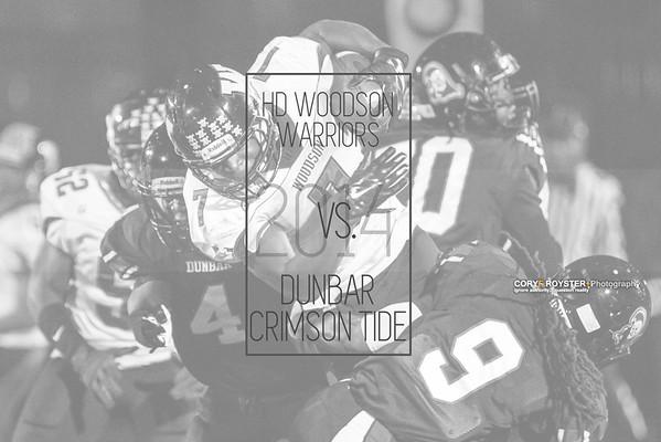 HD Woodson vs Dunbar