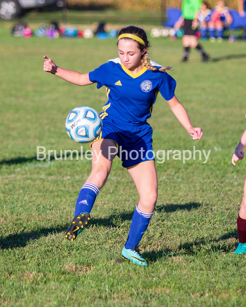 Varsity Girls MS Soccer vs Mt Vernon 9-13-18