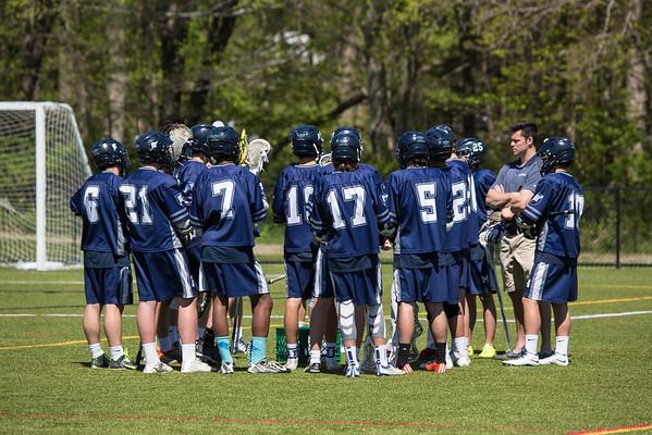 Boys JV Lacrosse