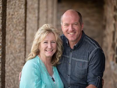 David and Theresa