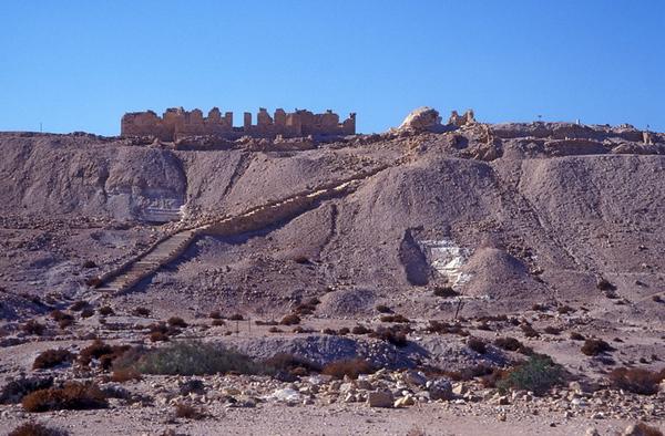 Nabatean city in the Nege-ערים נבטיות בנגבv