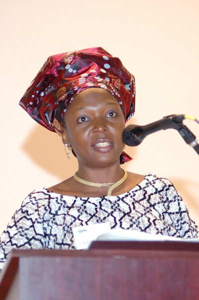 Mrs. Christy Zwingina, Wife of Senator Zwingina Majority leader Nigerian Senate.jpg