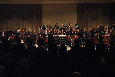 2010 UofL Symphony Orchestra at CODA