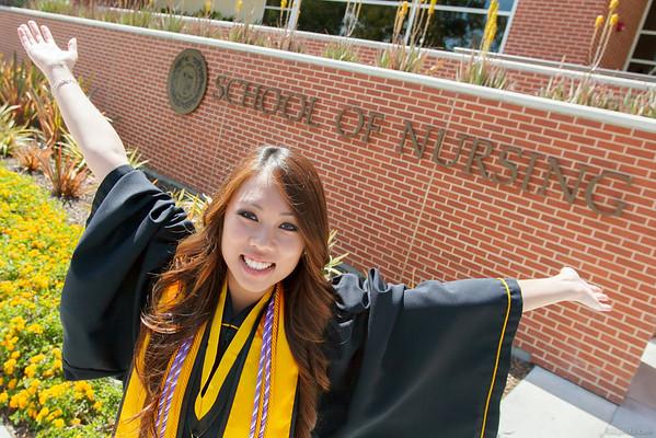Regine's Graduation Portraits