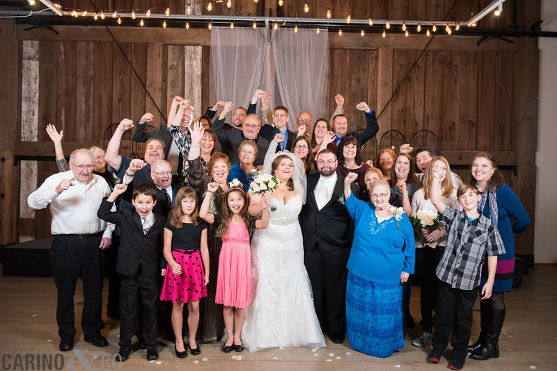 Family/Wedding Party
