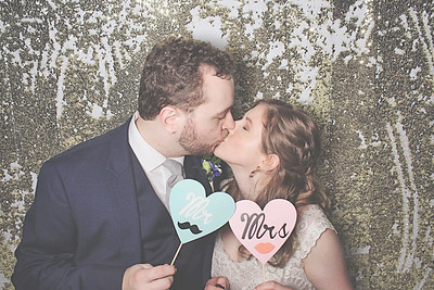 10-3-21 Atlanta Cator Woolford Gardens Photo Booth - Jessica and Alex's Wedding - Robot Booth