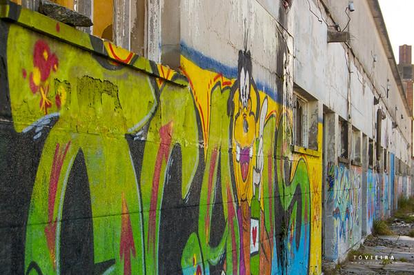 Aveiro é ... arte urbana