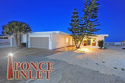 4337 S. Atlantic Ave. | Oceanfront Home in Ponce Inlet, FL