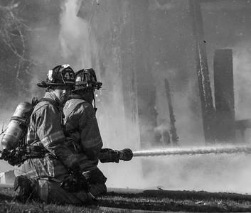 Structure Fire - 383 Berkshire Dr, Southbury, CT - 11/13/14