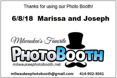 6/8/18 Marissa and Joseph
