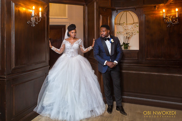 Nigerian-wedding-at-the-Grand-Connaught-London // Dolly + Danny