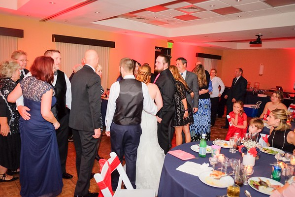 Redding Reception Images