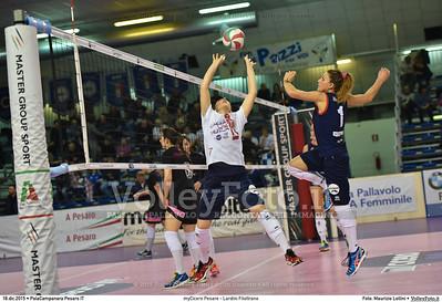 myCicero Pesaro - Lardini Filottrano | 11ª #A2F