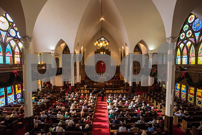 11/29/17 Tyler Junior College Christmas Choir Concert by Chelsea Purgahn