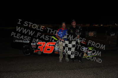 ARCA Midwest Tour - State Park Speedway - Saturday May 18, 2013